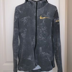 Nike Jackets & Coats - Dri-Fit Nike Zip-up Hoodie